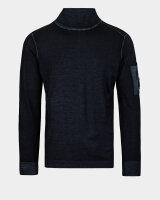 Sweter C.p. Company 09CMKN224A003247F_999 czarny