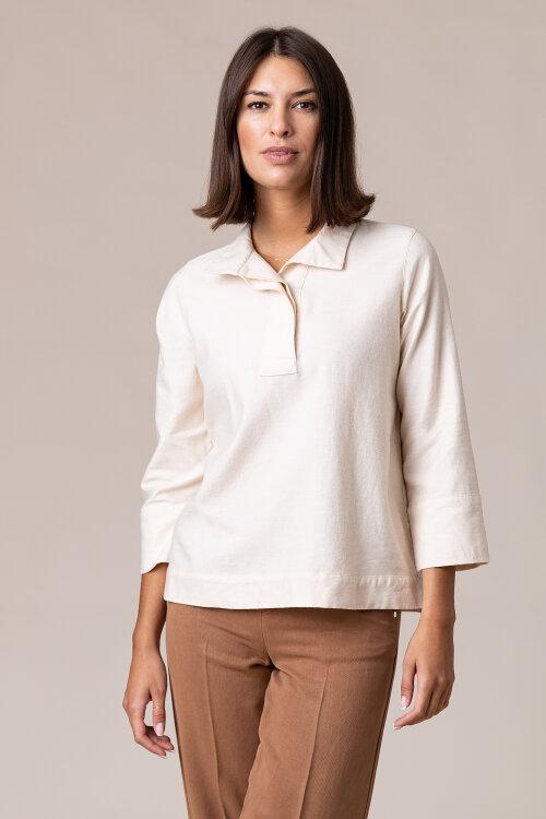 Koszula Stenstroms 261102_6673_050 beżowy