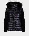 Kurtka Woolrich CFWWTS0025FRUT1815_BLACK czarny