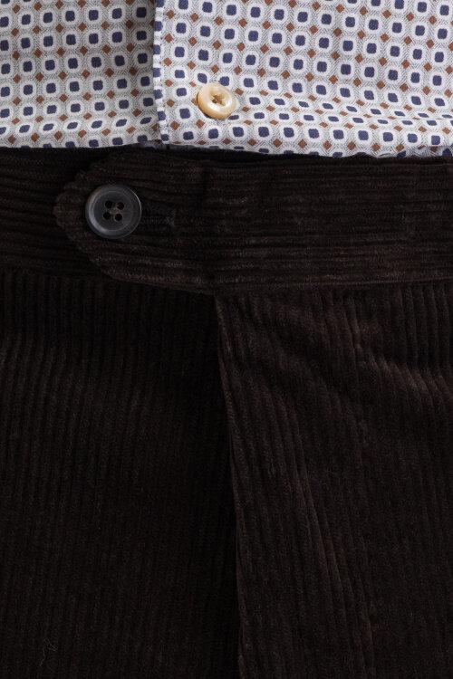 Spodnie Oscar Jacobson DENZ 5170_7548_510 brązowy