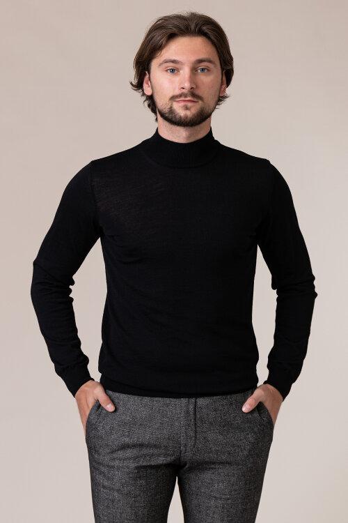 Sweter Oscar Jacobson HILTON 6604_8023_311 czarny