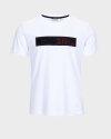 T-Shirt Antony Morato MMKS01828_FA100144_1000 biały