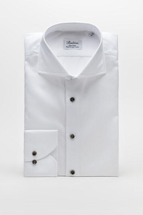 Koszula Stenstroms 612111_2367_000 biały