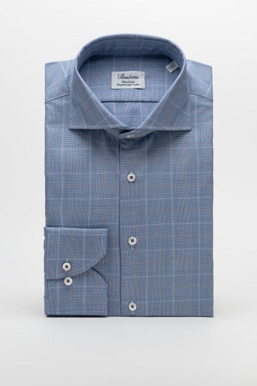 Koszula Stenstroms 612111_8057_173 niebieski