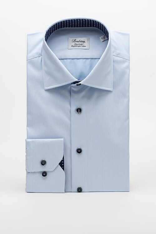 Koszula Stenstroms 684771_2359_100 niebieski
