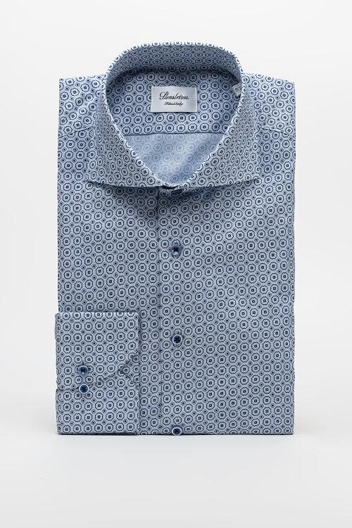 Koszula Stenstroms 612111_8046_111 niebieski