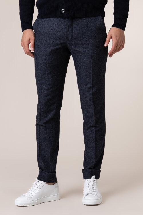 Spodnie Oscar Jacobson NOLAN 5211_5253_231 granatowy