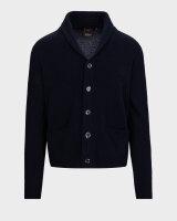 Sweter Oscar Jacobson ELAND 6927_4954_210 granatowy