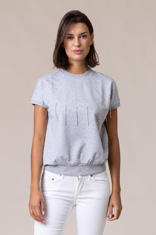 Sweter Campione 7722119_121160_90301 jasnoszary