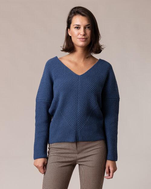Sweter Trussardi  56M00316_0F000540_U283 niebieski