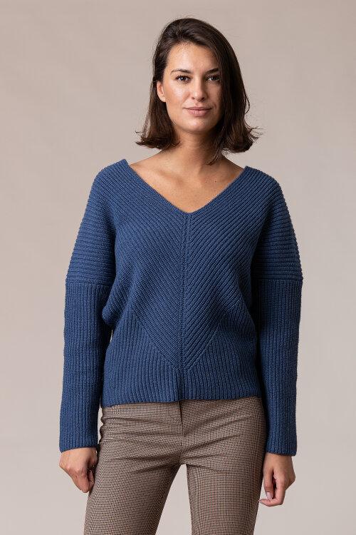 Sweter Trussardi Jeans 56M00316_0F000540_U283 niebieski