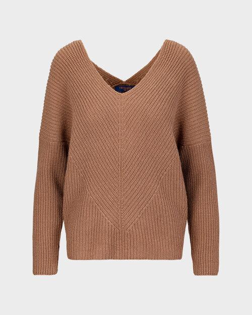 Sweter Trussardi  56M00316_0F000540_B125 camelowy