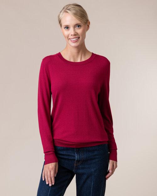 Sweter Trussardi  56M00321_0F000538_R160 czerwony