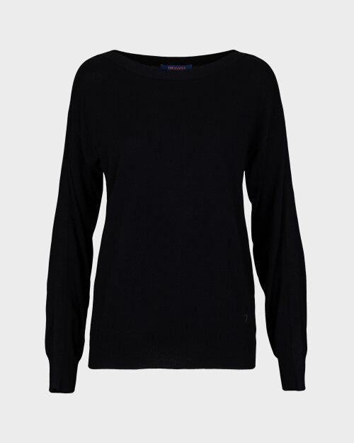 Sweter Trussardi  56M00322_0F000538_K299 czarny