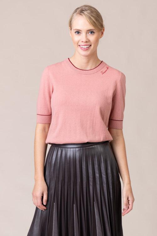 Sweter Trussardi Jeans 56M00365_0F000536_P073 różowy