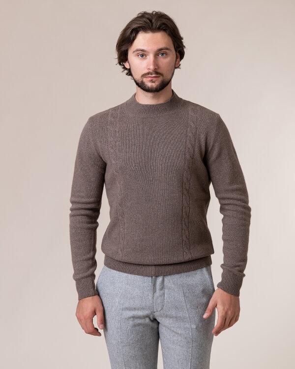 Sweter Oscar Jacobson SAM 6893_4954_406 beżowy