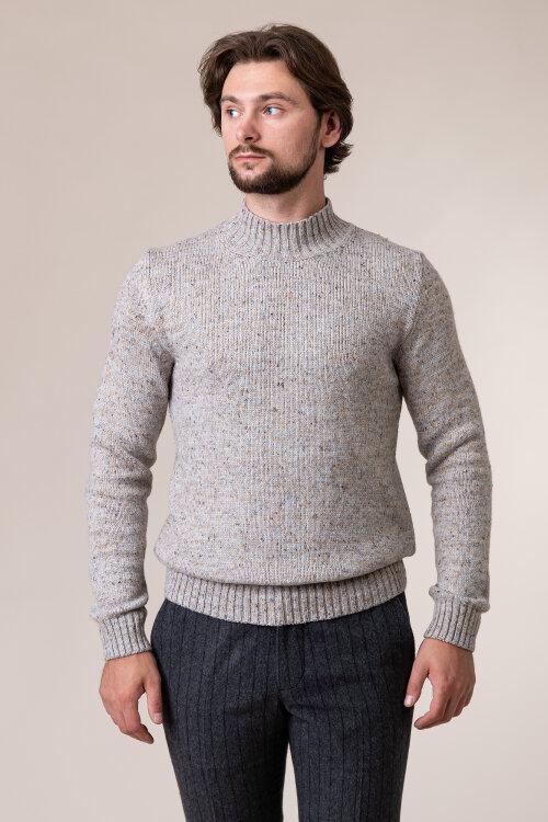 Sweter Oscar Jacobson KEN 6941_5239_289 jasnoszary