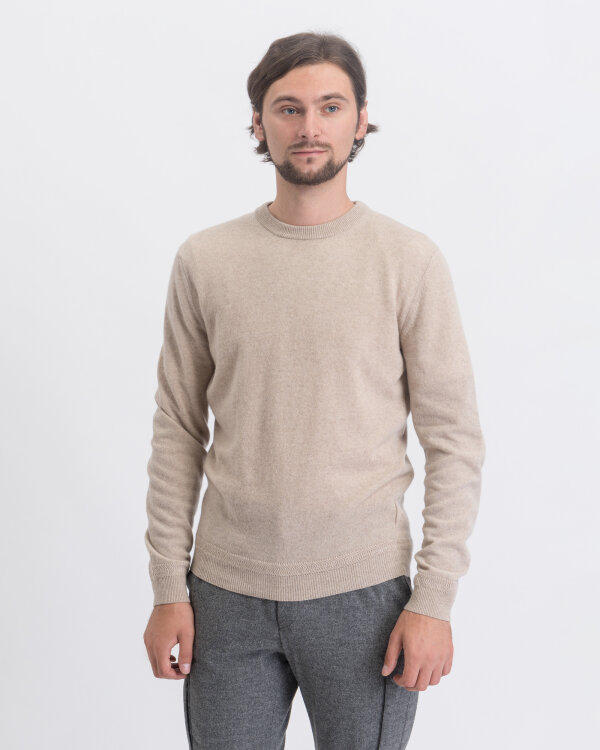 Sweter Baldessarini 05281_49085_1200 beżowy