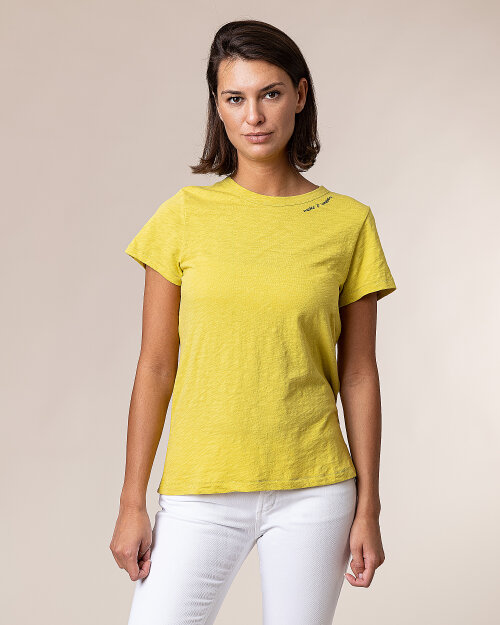 T-Shirt Camel Active 4T63309605_61 żółty