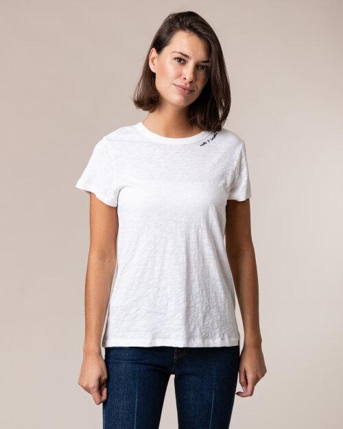 T-Shirt Camel Active 4T63309605_02 biały