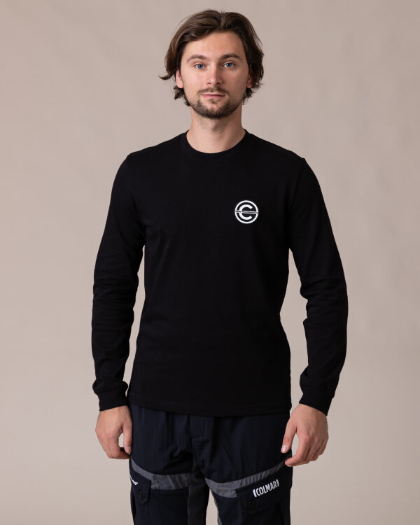 T-Shirt Colmar CT105_7VN_99 czarny