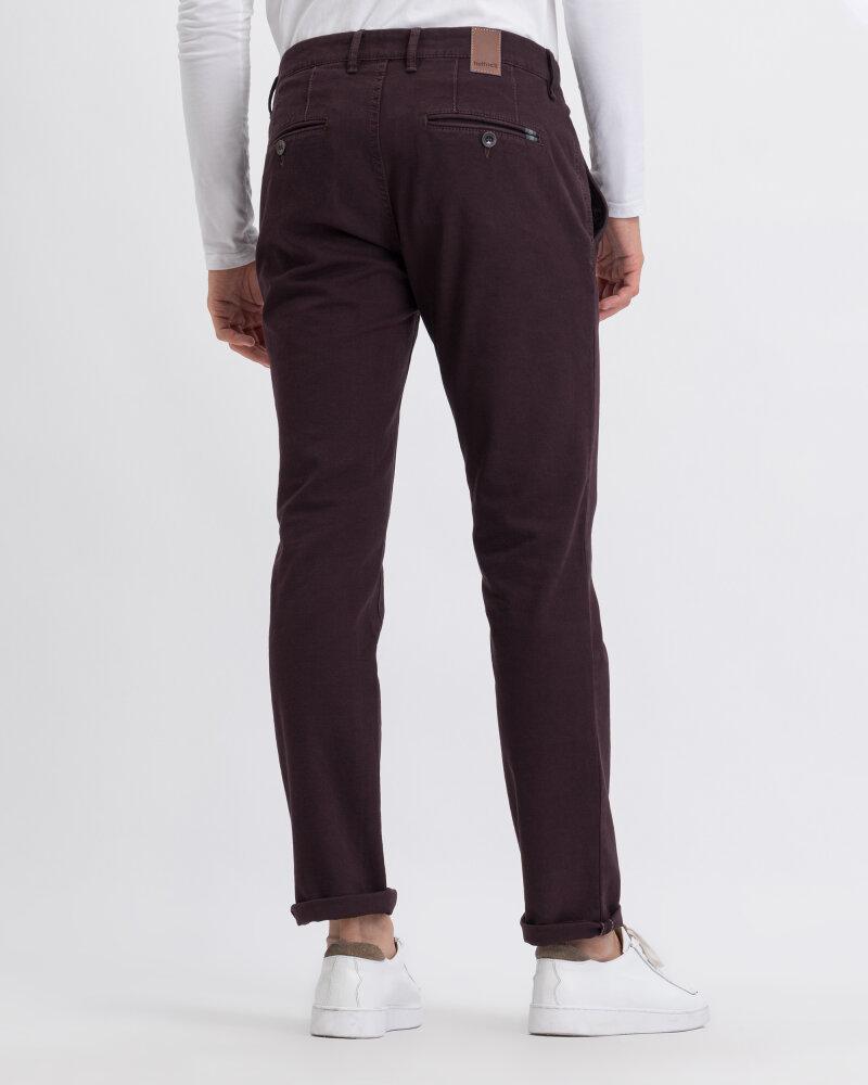 Spodnie Hattric 2223677265_59 bordowy - fot:1