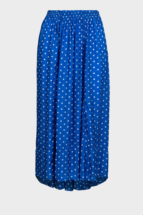 Spódnica Lollys Laundry 20317_4007_NEON BLUE niebieski