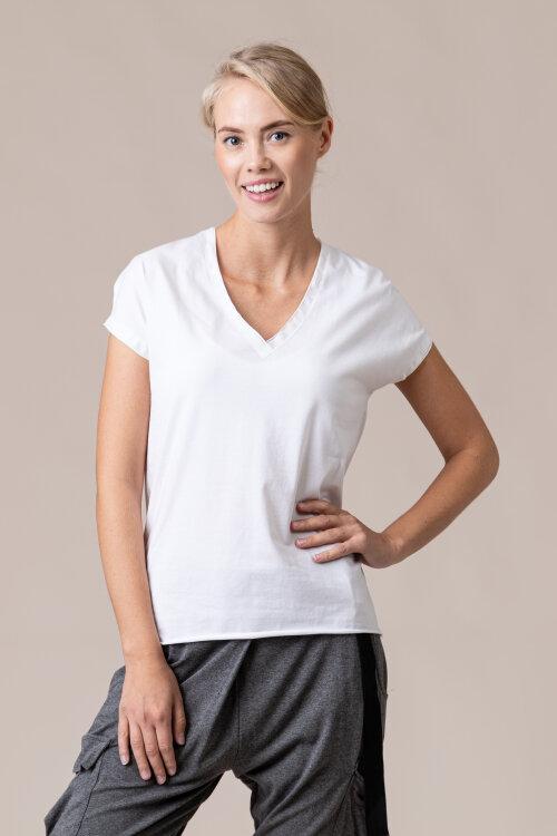 T-Shirt Fraternity NOS_W-TSH-0087 NOS_WHITE/B biały