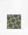 Poszetka Stenstroms 923186_001 zielony