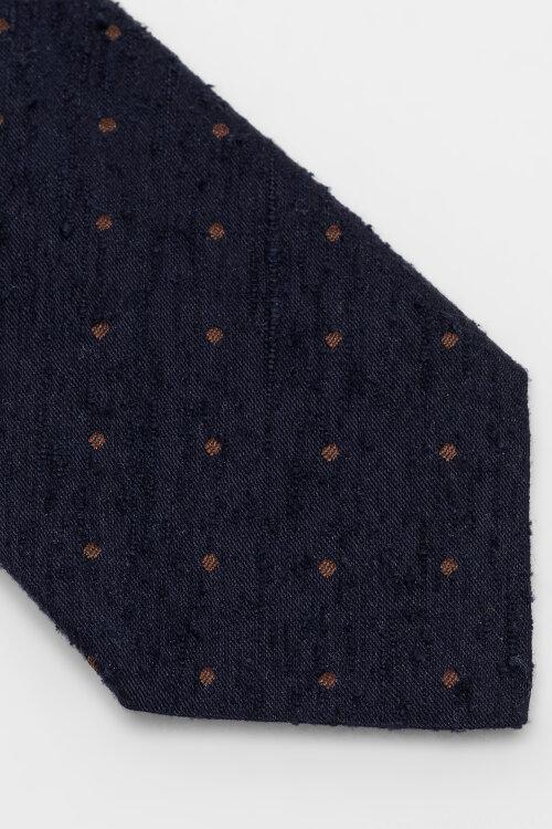 Krawat Stenstroms 913199_001 Granatowy Stenstroms 913199_001 granatowy