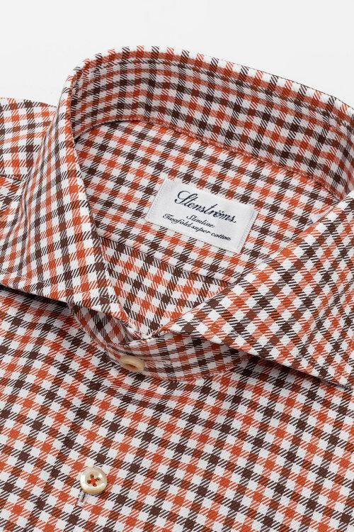 Koszula Stenstroms 712111_8022_773 czerwony
