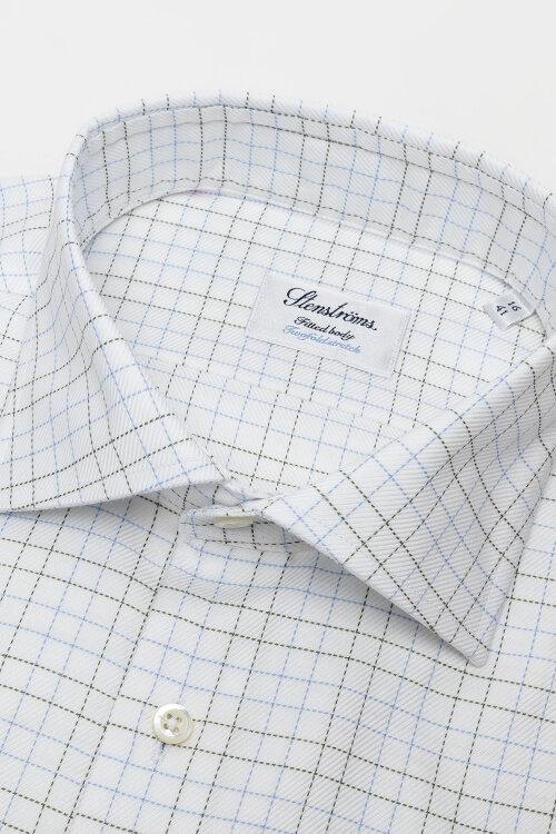 Koszula Stenstroms 602754_7170_433 Biały Stenstroms 602754_7170_433 biały