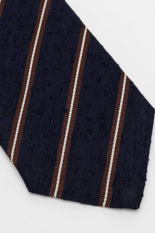 Krawat Stenstroms 913199_002 Granatowy Stenstroms 913199_002 granatowy