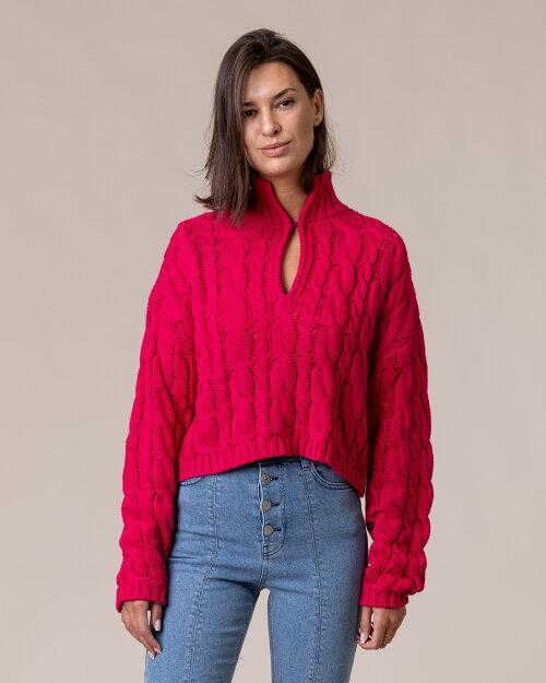 Sweter Na-Kd 1018-004592_Pink Różowy Na-Kd 1018-004592_PINK różowy