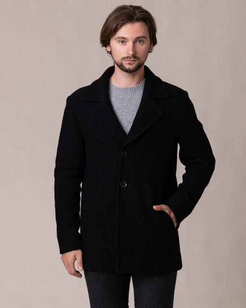 Płaszcz Oscar Jacobson PIKE 7147_340_310 czarny