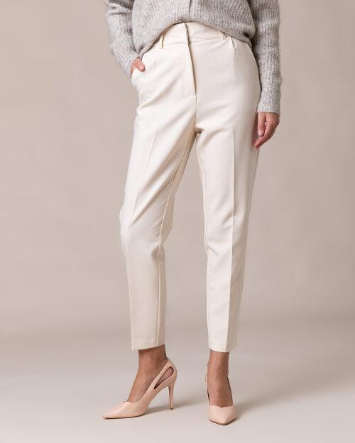 Spodnie Beatrice B 20FA1419TECNIC_120 kremowy