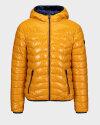 Kurtka Gas 1163_DIRK W.REV._0063 żółty