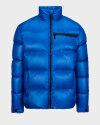 Kurtka Trussardi Jeans 52S00462_1T004447_U266 niebieski