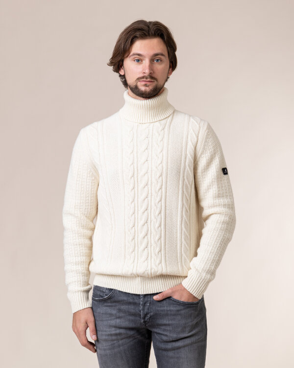 Sweter Navigare NV1030133_019 kremowy
