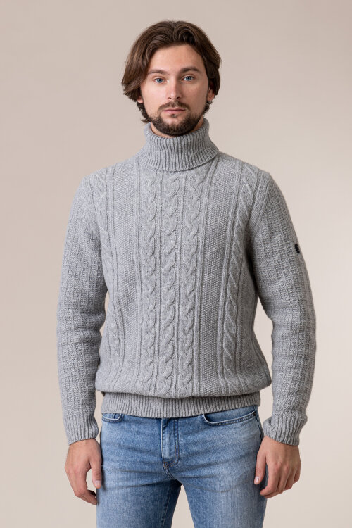 Sweter Navigare NV1030133_007 szary