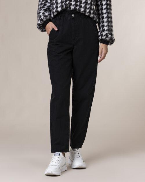 Spodnie Na-Kd 1018-004770_BLACK czarny