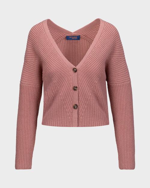 Sweter Trussardi  56M00317_0F000540_P120 różowy