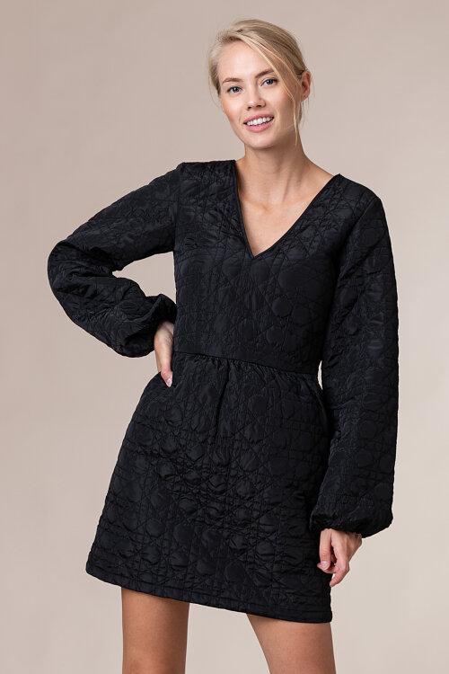 Sukienka Na-Kd 1018-004751_BLACK czarny