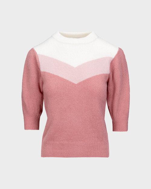 Bluzka Na-Kd 1018-004714_MULTICOLOR różowy