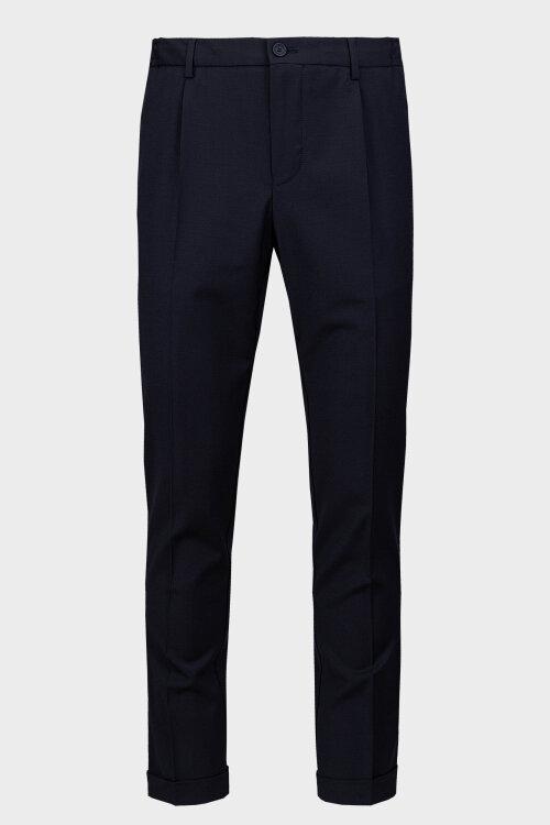 Spodnie Roy Robson 051033561800200/05_A401 granatowy