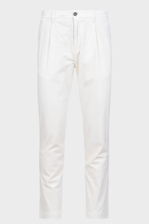 Spodnie Roy Robson 051033541800100/05_F102 kremowy