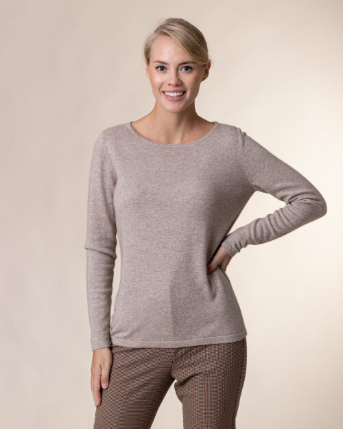 Sweter Stenstroms 450004_6149_230 beżowy