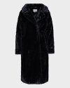 Płaszcz Na-Kd 1018-004696_BLACK czarny