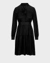 Sukienka Trussardi Jeans 56D00463_1T004249_K299 czarny