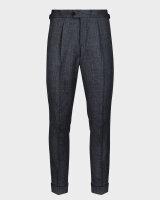 Spodnie Cavaliere 20AW20518_SLIM_98 ciemnoszary